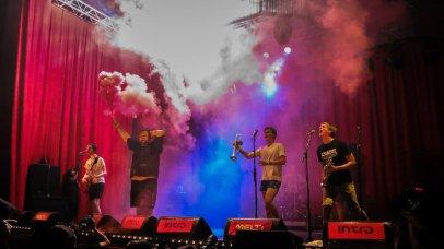 Feine Sahne Fischfilet live auf dem Melt! Festival 2013