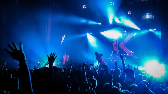Kraftklub live auf dem Melt! Festival 2013