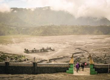 Pura Luhur Poten Tempel im Sea of Sand