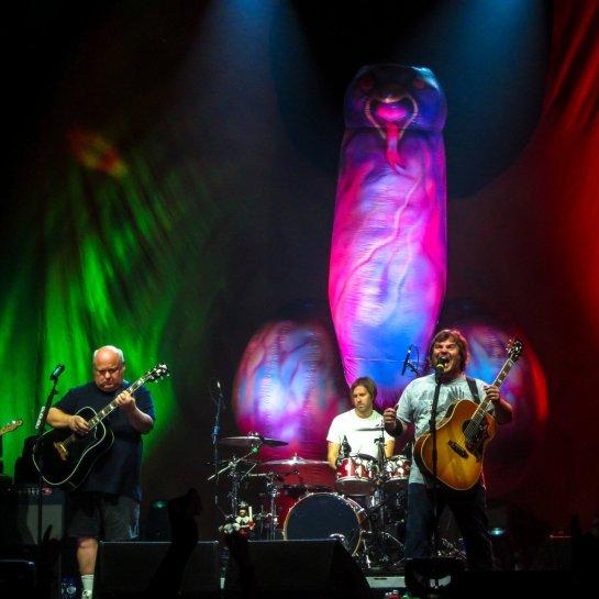 Tenacious D live in der Heineken Music Hall, Amsterdam 2012