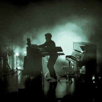 David August & Ensemble live im Kampnagel, Hamburg