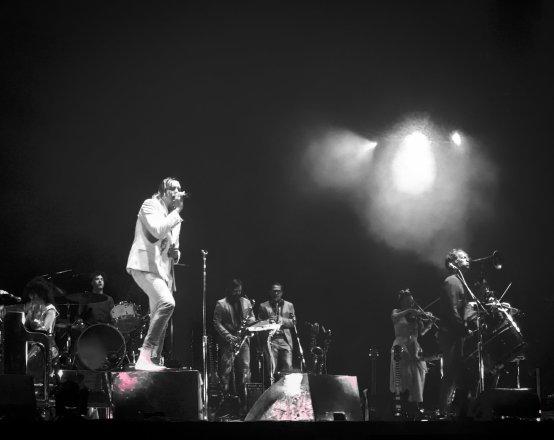 Arcade Fire live auf dem NOS Alive Festival 2016