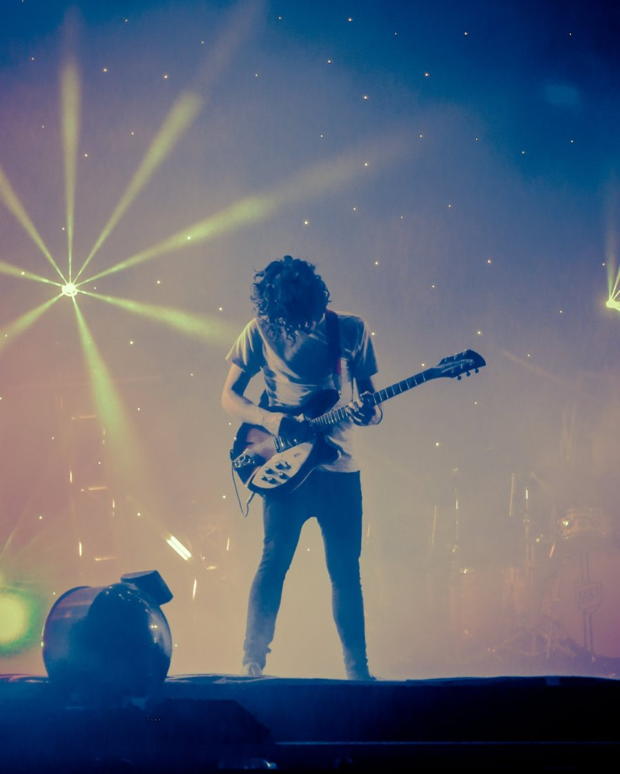 M83 live auf dem NOS Alive Festival