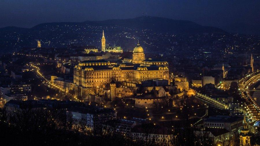 Schloss in Buda, Budapest