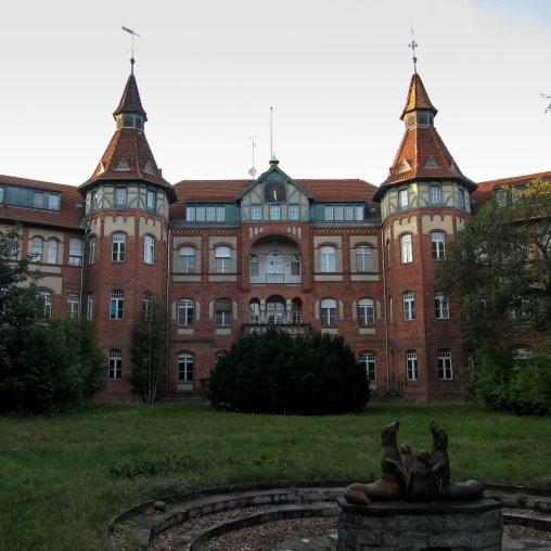 Lungenheilstätte in Kolkwitz