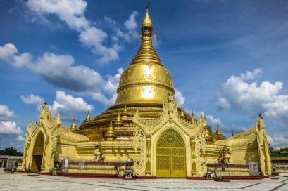 Wizara Pagode in Rangun