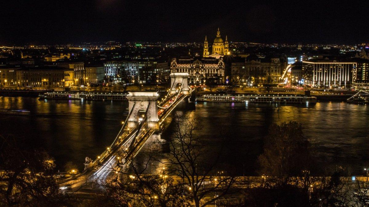 Die besten Aussichtspunkte in Budapest