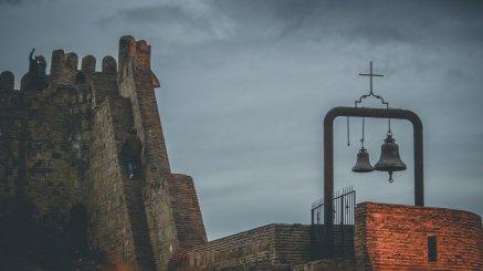 Festung in Tbilisi