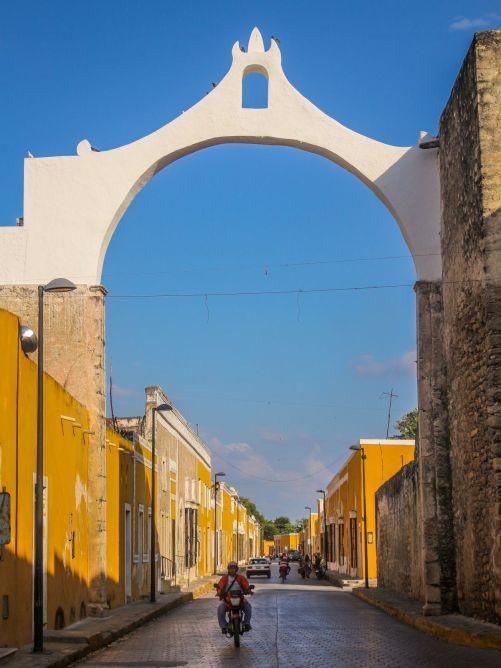 Die gelbe Stadt Izamal