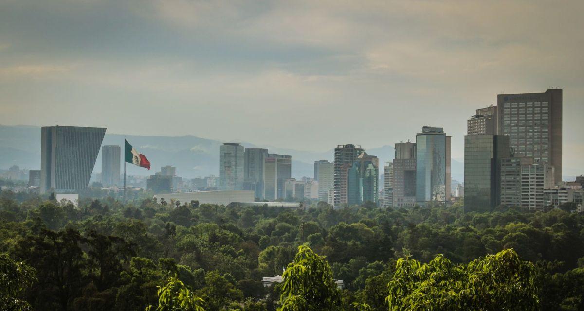Stadtporträt: Mexiko-Stadt in 35+ Bildern