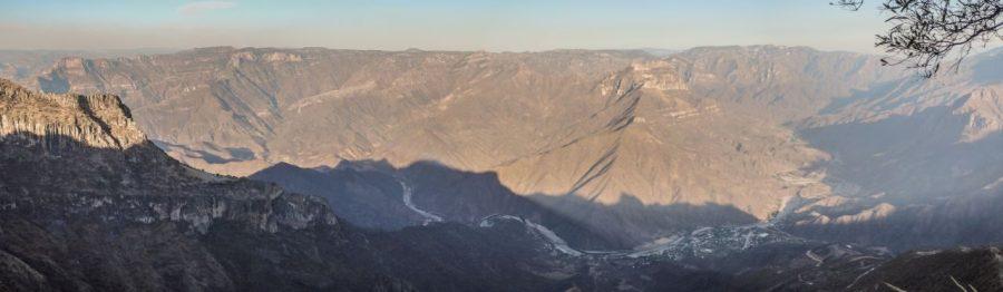 Panorama Kupferschlucht
