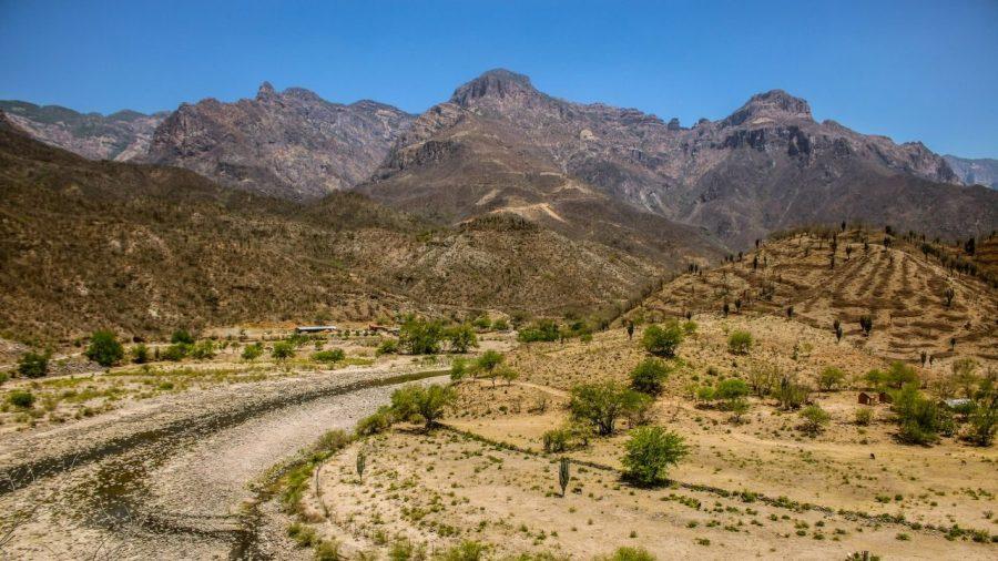 Umgebung von Urique im Copper Canyon