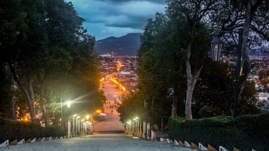 Aussicht auf San Cristobal de las Casas