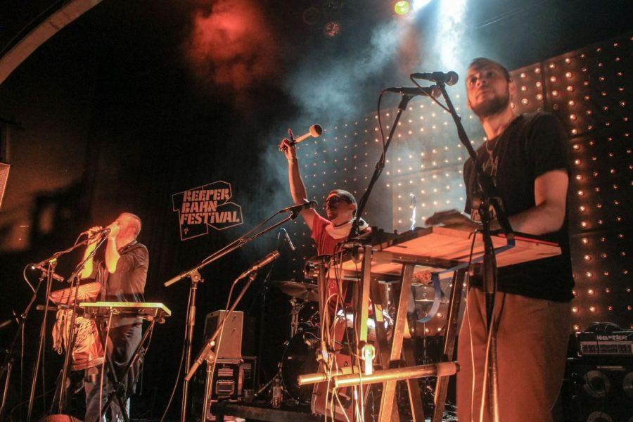 47 Soul live auf dem Reeperbahn Festival in Hamburg