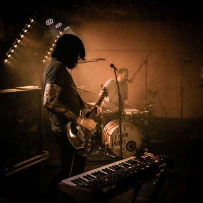 Death From Above live auf dem Reeperbahn Festival