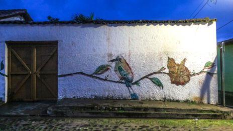 Straßenkunst in Suchitoto