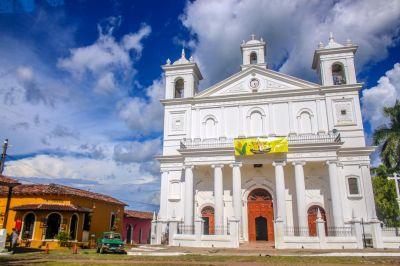Kirche von Suchitoto