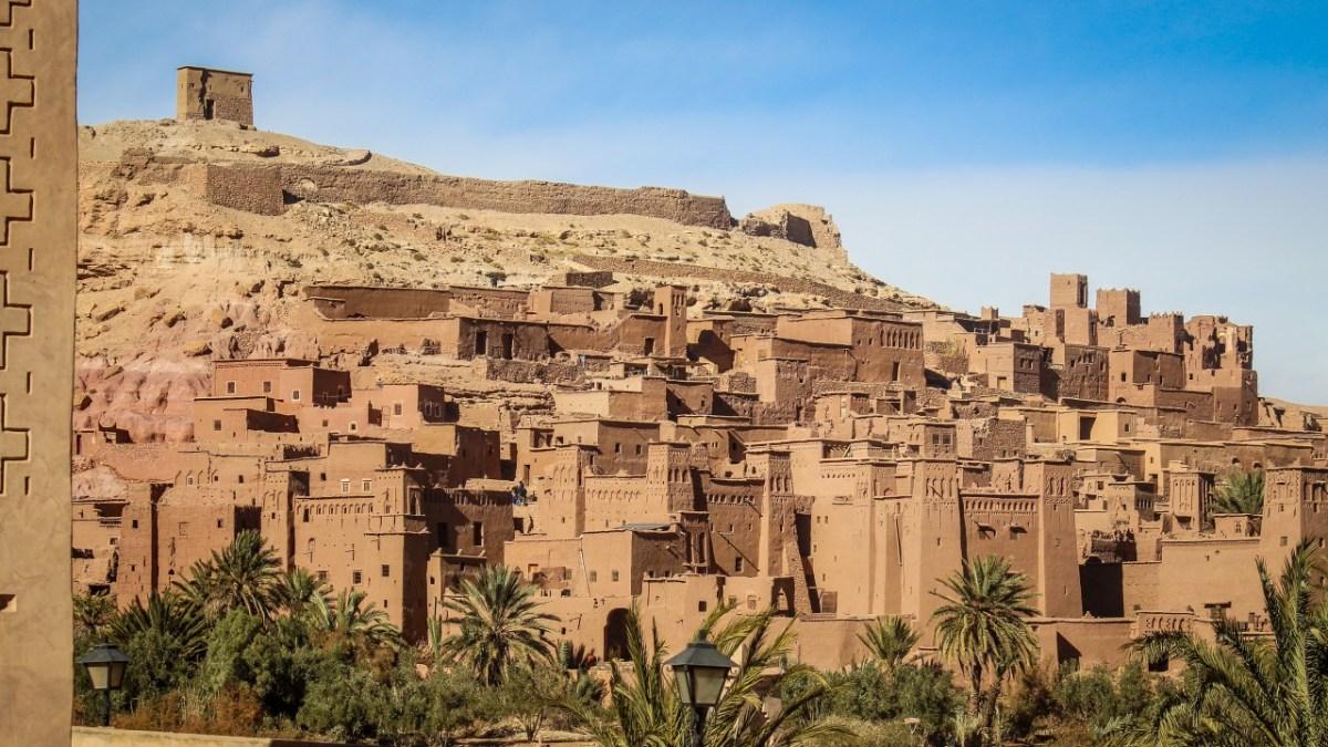 Ouarzazate und Aït-Ben-Haddou: Hollywood in der Wüste