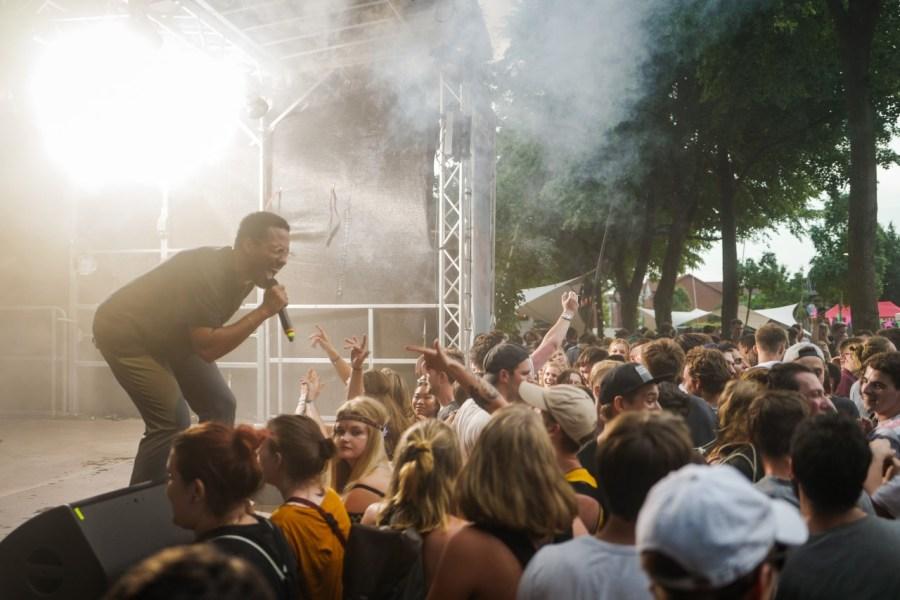 Ahzumjot live auf dem lunatic Festival 2018