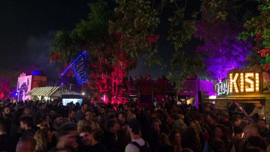 Easy Kisi auf dem MS Dockville Festival