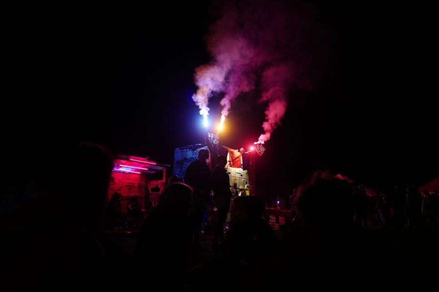 Monis Rache Festival 2018