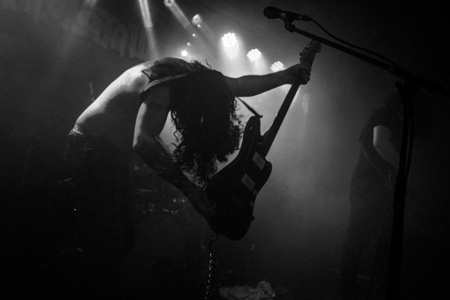 Psychedelic Porn Crumpets live auf dem Reeperbahn Festival 2018