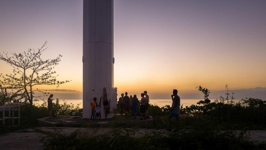 Leuchtturm in Malapascua
