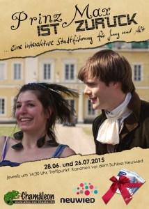 Flyer Stadtführung 2015