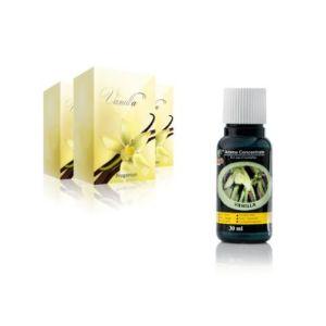 Aromatische olie Vanille geur