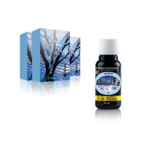 Aromatische olie Winter geur
