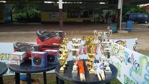 Enkele prijzen en trofees
