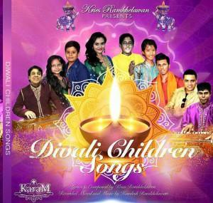 Divali Children CD