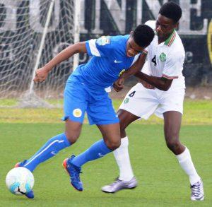 Suriname vs. Curacao 2 15 febr 2017
