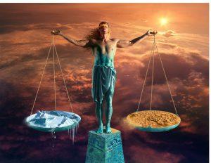 Das Prinzip der Harmonie oder des Ausgleichs - Alles sterbt nach Ausgleich