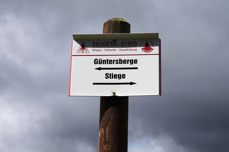Stiege - Güntersberge