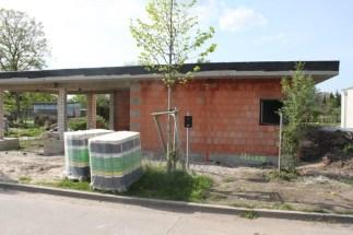 Haus Vorderansicht 05/2014