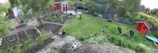 Übersicht Garten