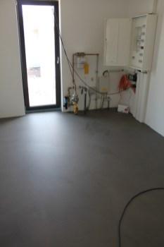 Fußboden HWR - Fertig