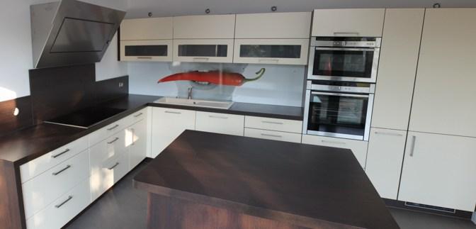 Die Küche ist da!