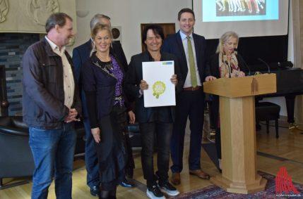 """Das Team um Thomas Nufer wurde für den """"West-Östlichen Diwan"""" ausgezeichnet. (Foto: Tanja Sollwedel)"""