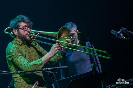 """Filippo Vignatovon und Pasquale Mirra von """"Pipe Dream"""" (Foto: Stephan Günther)"""