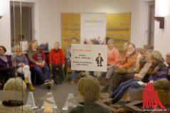 Vorträge und Darbietungen waren schnell ausgebucht. (Foto: ka)