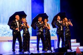 """Singin in the rain"" (Foto: Claudia Feldmann)"