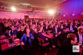 Mit rund 400 Gästen war das GOP ausverkauft (Foto: Michael Bührke)