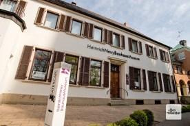 Das HeinrichNeuyBauhausMuseum in Borghorst (Foto: Michael Bührke)
