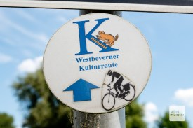 Die Region um West- und Ostbervern bietet dem Radwanderer tolle Landschaften.