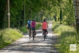 Die Gegend bei Ostbevern bietet ideale Voraussetzungen zum Radfahren.