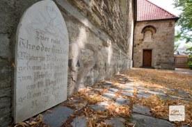 Detail an der St.-Josef-Kirche in Kinderhaus. (Foto: Bührke)