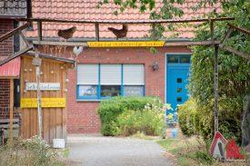 Der Hof von Reinhard Niermann ist einen Zwischenstopp wer. (Foto: Michael Bührke)
