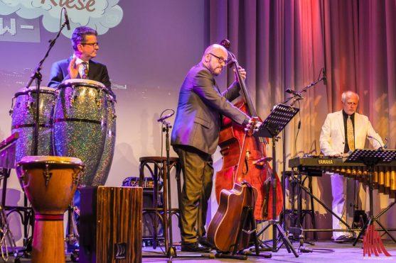 Markus Paßlick und seine Original Pumpernickel (Foto: Thomas Hölscher)